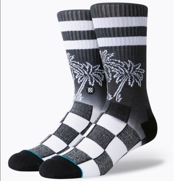Stance Other - Stance Dipped Crew Height Socks